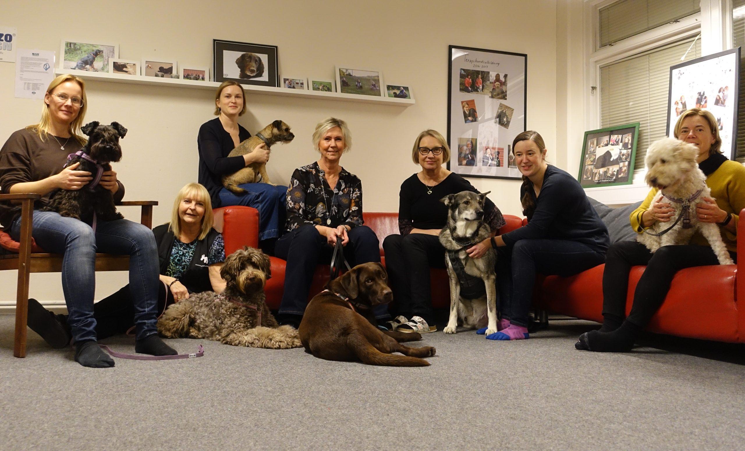 Personalbild Hundens Hus sundsvall